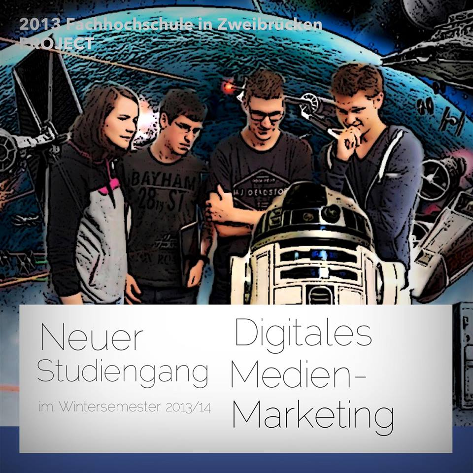 fachhochschule zweibruecken digital media marketing